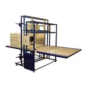 Автомат для упаковки стоп плит пенопласта в ПЭ пленку  Автомат для упа