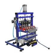 Комплект оборудования (линия) для фасовки жидкостей в пластиковые ампу