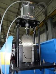Линия для производства водосточного желоба