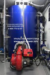 Парогенераторы газ-дизель - в наличии на складе завода Минск