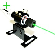 532nm 50mW Green Cross Laser Alignment Review